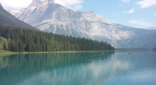 Emerald Lake im Yoho National Park