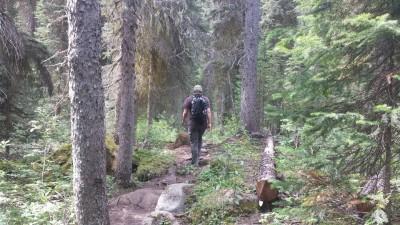 Solo Wandern