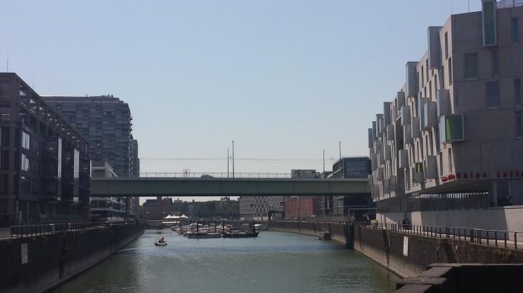 art'otel im Rheinau-Hafen