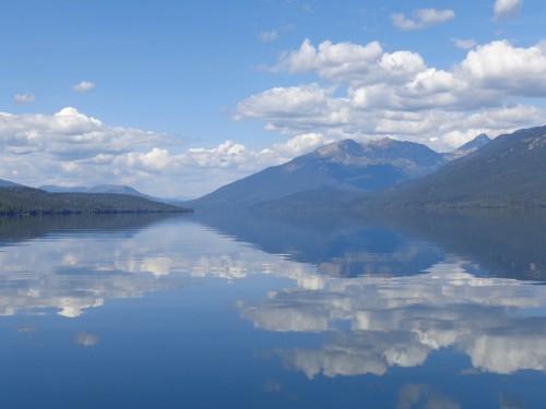 Clearwarter Lake, BC
