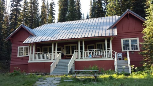 Whiskey Jack Hostel im Yoho National Park