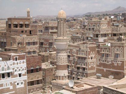 Weltkulturerbestadt Sana'a